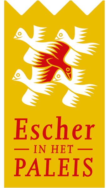 Afbeeldingsresultaat voor escher in het paleis logo